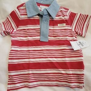 Infant Ralph Lauren tee shirt New with Tag